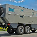 Il camper antipocalisse XRS700